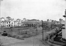 Plaza de Los Andes, ir a la Galeria de imagenes de Foro de Heliópolis