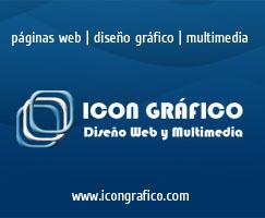 Icon Gráfico, diseño de páginas web en Sevilla