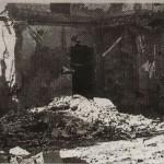 C/ Tajo, bombardeo 1937