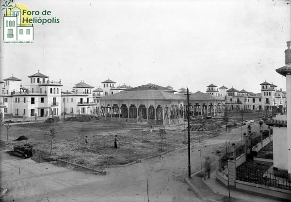 Construcción Casino (Avelino y Doña Clara) 1928-1929