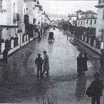 C/ Lima, inundación 1948
