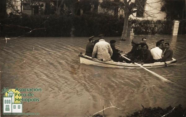 Inundación 1948 (cortesía de Lola Vieira)
