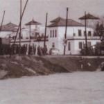 Guadaíra crecido en Heliópolis, calle Ifni, año desconocido (de Manuel Hontoria)