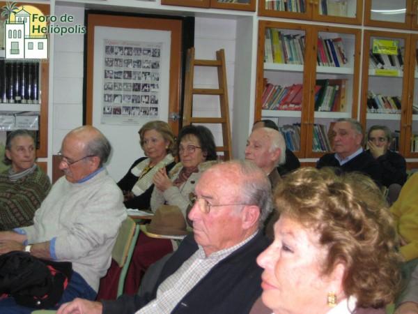 Reunión informativa Foro de Heliópolis