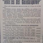 Publicidad Hoteles del Guadalquivir