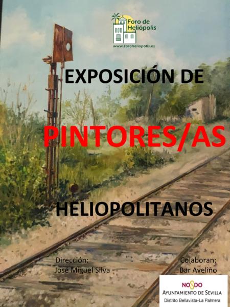 Exposición de pintores de Heliópolis